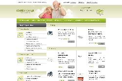 Esenior.com.pl - sklep internetowy zrealizowany przez Pffshop